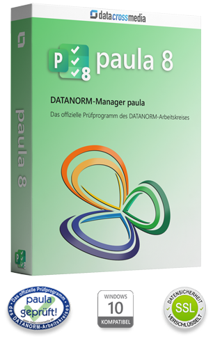 DATANORM-Manager paula Download Demo